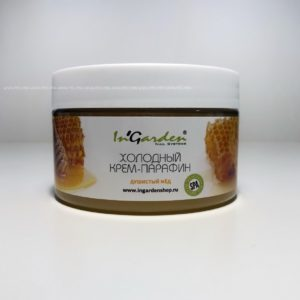 Крем-парафин Мёд, 250 мл