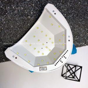 Гибридная лампа UV/LED SUN One белая, 48 ватт