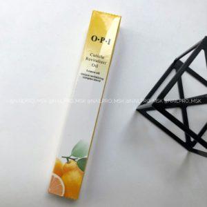 Масло OPI в ручке лимон, 5 мл