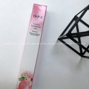 Масло OPI в ручке персик, 5 мл