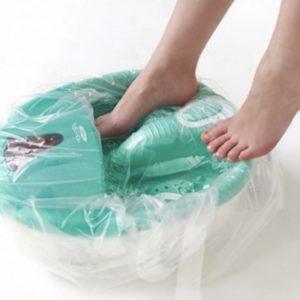Пакеты для педикюрных ванн, 100 шт.