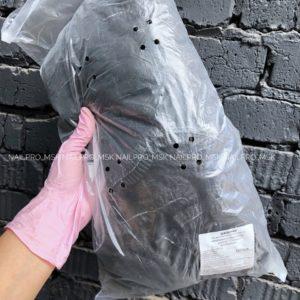 Шапочки защитные черные, 100 шт.