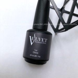 Топ Velvet GLOSS, 15 мл