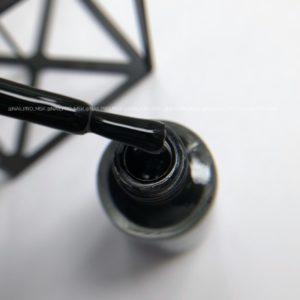 Лак для стемпинга Grattol 02 чёрный, 6,5 мл