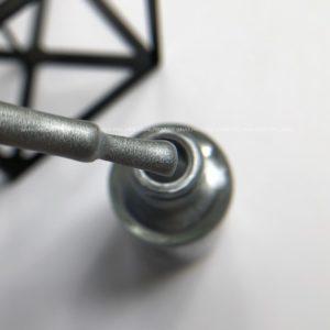 Лак для стемпинга Grattol 04 Silver, 6,5 мл