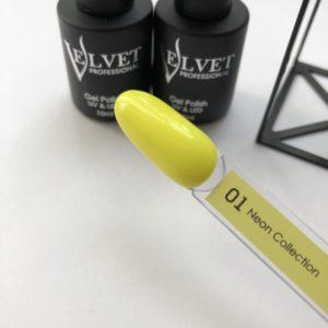 Гель-лак Velvet Neon 01, 10 мл