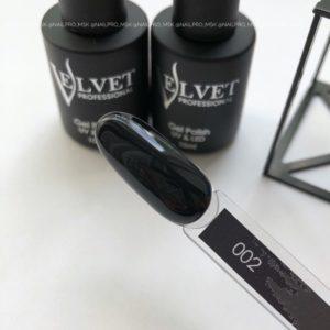Гель лак Velvet 002, 10 мл