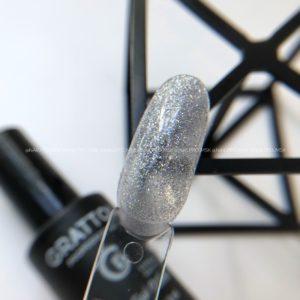 Гель-лак Grattol Opal Silver, 9 мл