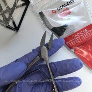Кусачки для ногтей универсальные Сталекс Classic 65 14 мм