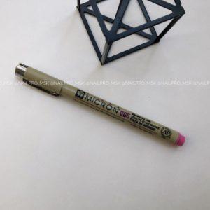 Лайнер «PIGMA» розовый, 0,2 мм