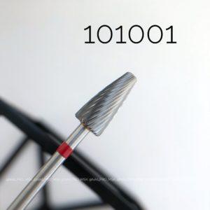 Твердосплавная фреза с красной насечкой 101001
