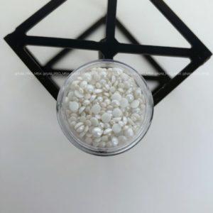 Mix жемчуг керамический, белый
