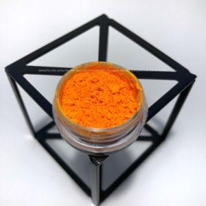 Пигмент неон светло-оранжевый, 004