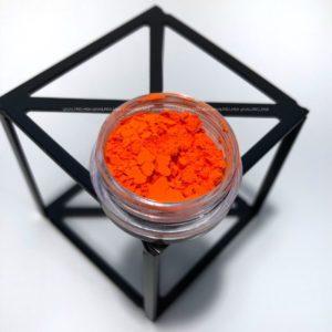 Пигмент неон оранжевый, 001