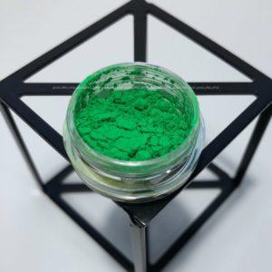 Пигмент неон зелёный, 002